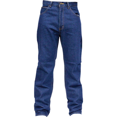 Key Men's Traditional Fit Denim 5-Pocket Jean - 38in. Waist x 36in. Inseam, Model# 4874.45