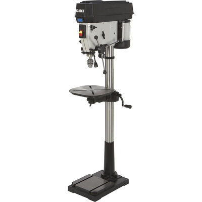 Klutch Floor Drill Press — Variable Speed with Digital Display, 17in., 1 1/2 HP, 120V