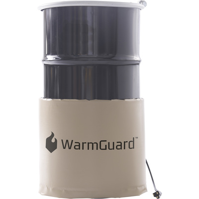 WarmGuard Drum Heater — 15-Gallon Capacity, Model# WG15