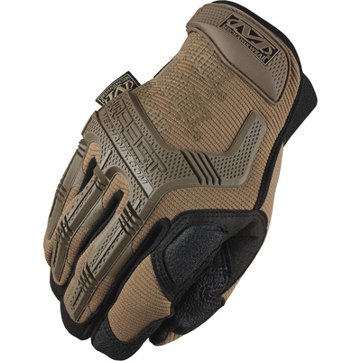 Mechanix Men's Wear M-Pact Glove - Coyote Small, Model# MPT-72-008