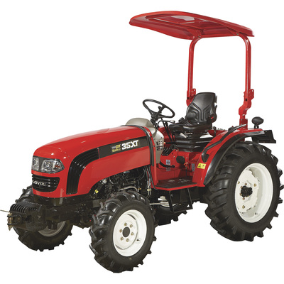 FREE SHIPPING - NorTrac 35XT 35HP 4WD Tractor