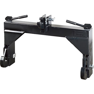 NorTrac 3-Pt. Quick Hitch — 36 3/4in.W, Category 2