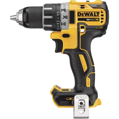 FREE SHIPPING — DEWALT MAX XR Compact Brushless Drill-Driver — Tool Only, 20 Volt, 1/2in. Chuck, Model# DCD791B
