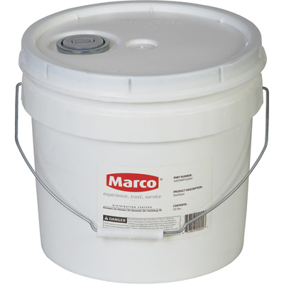Marco #8 Glass Beads Blast Media — 50 Lbs., Model# 70GB8P50