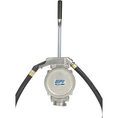 FREE SHIPPING — GPI Diaphragm Fuel Hand Pump — 10 GPM, Model# DP-20