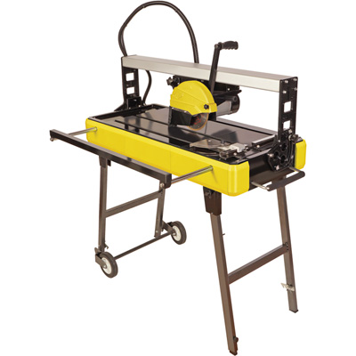 FREE SHIPPING — QEP 30in. Bridge Saw — 1 1/3 HP, Model# 83250Q