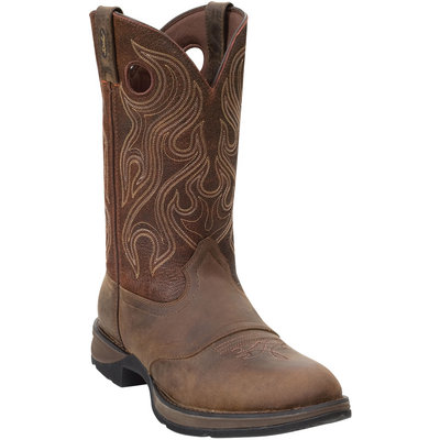 Durango Men's Rebel 12in. Saddle Western Boot - Brown, Size 11 1/2 Wide, Model# DB5474