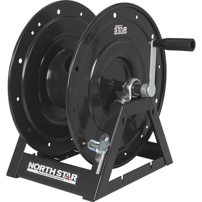 NorthStar Heavy-Duty A-Frame Hose Reel — 5000 PSI, 150ft. Capacity