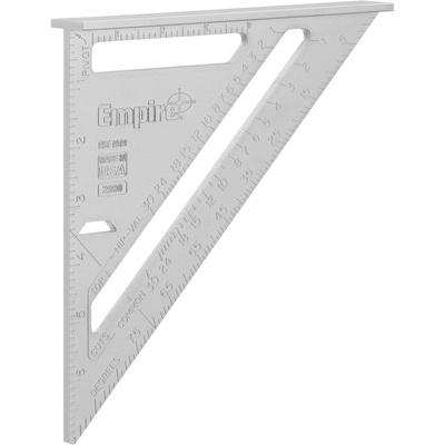Empire Heavy Duty Magnum Rafter Square — 7 1/2in. Length