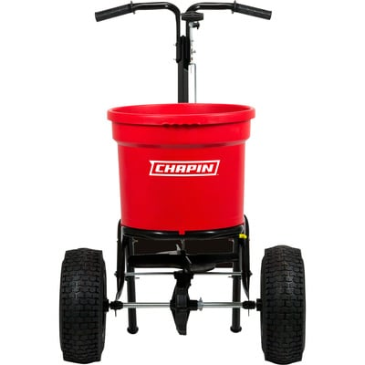 Chapin Professional Broadcast Push Spreader — 70-Lb. Capacity, Model# 82050C
