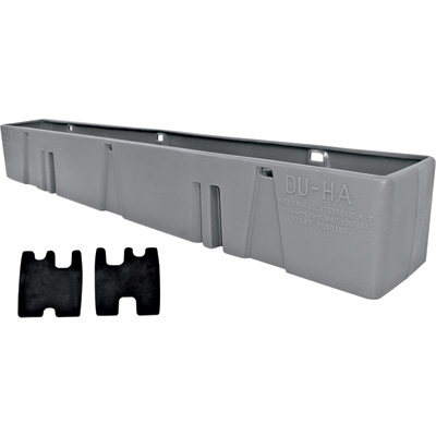 DU-HA Truck Storage System — Ford F-350 Super Duty Crew Cab, Fits 2000-2007 Models, Dark Gray, Model# 20020