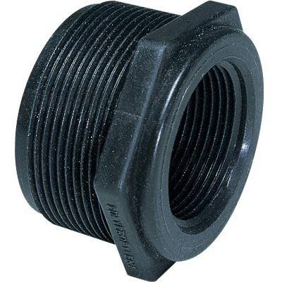 Norwesco Reducer Bushing - 1 1/4in. x 1in.