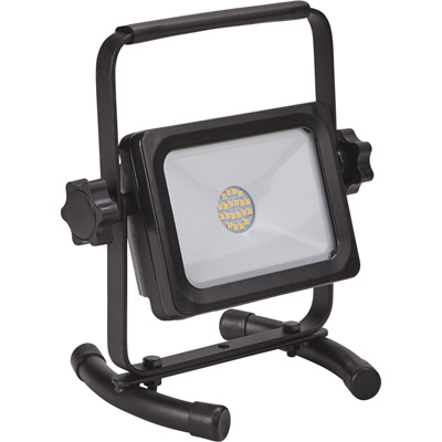 Keystone Portable Rechargeable LED Worklight — 750/1500 Lumens, Model# R1500RC-1