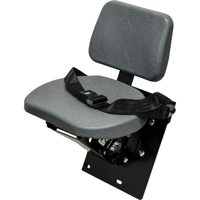 K&M Buddy Seat Instructional Tractor Seat — Model# 8494