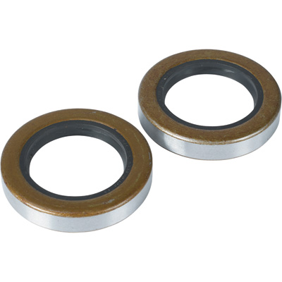 Ultra-Tow High-Performance Spring-Loaded Oil Seals — Pair, 1 1/2in., Single-Lip, Model# 57124712