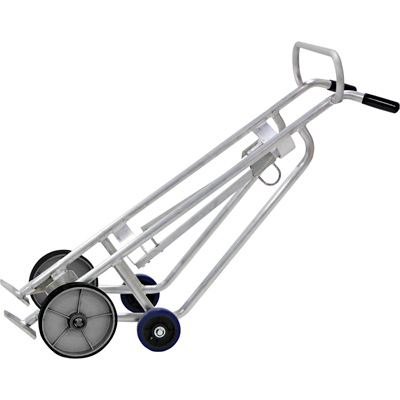 Valley Craft EZY-Roll Aluminum Drum Truck — 1000-Lb. Capacity, 24in.L x 16in.W x 60in.H