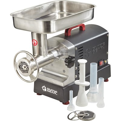 Guide Gear #22 Electric Meat Grinder — 1 HP