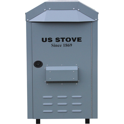 United States Stove Company Outdoor Wood Furnace — 180,000 BTU, EPA-Certified, Model# 1660EF