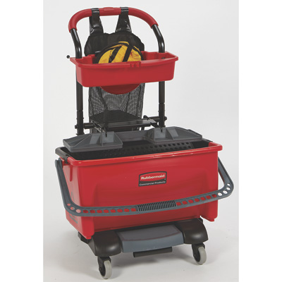 Rubbermaid Mop Bucket with Pedal Wringer