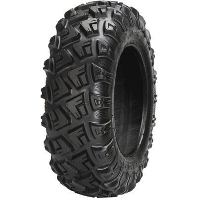 FREE SHIPPING — Carlisle Versa Trail Tubeless ATV Replacement Tire — 25 x 8.00R12 NHS, 1020-Lb. Capacity, 25.1in. O.D., All-Purpose, Model# 6P0270
