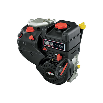 Briggs & Stratton Intek Snow Horizontal Engine with Electric Start — 205cc, 3/4in. x 2 27/64in. Shaft, Model# 12D113-0017-E8
