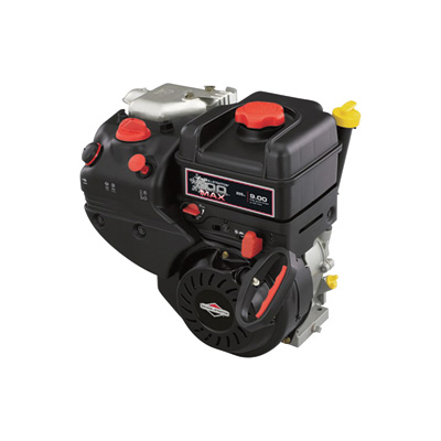 Briggs & Stratton Intek Snow Horizontal Engine — 205cc, 1in. x 2 27/64in. Shaft, Model# 12D312-0509-E8