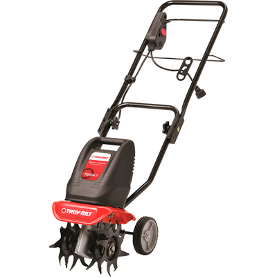 FREE SHIPPING — Troy-Bilt Electric Cultivator — 6 1/2 Amp, 6in.-9in.W, Model# 21A-154A766