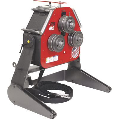 FREE SHIPPING — Edwards Radius Roller wiith Porta Power Unit — 3-Phase, 460 Volt, Model# HAT5030
