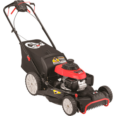 FREE SHIPPING — Troy-Bilt XP Self-Propelled Mower — 190cc Honda OHC Engine, 21in. Deck, Model# 12A-L2DQ766