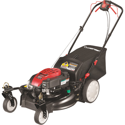 FREE SHIPPING — Troy-Bilt XP Self-Propelled Mower — 190cc Briggs & Stratton 875 Pro Series Engine, 21in. Deck, Model# 12AKP6BC711