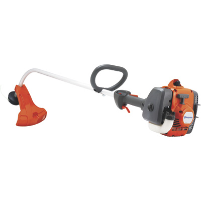Husqvarna Curved Shaft String Trimmer — 28cc Engine, 17in. Cutting Width, Model# 129C