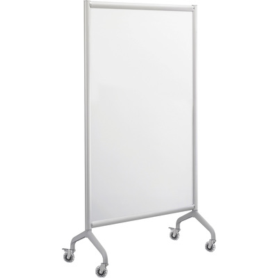 Mayline Safco Rumba Whiteboard Screen — 36in.W x 66in.H, Model# 2016WBS