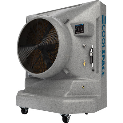 FREE SHIPPING — Cool-Space Avalanche-36 Evaporative Cooler — 36in., 9700 CFM, Variable Speed, Model# CS6-36-VD