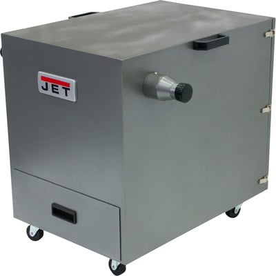FREE SHIPPING — JET Cabinet Dust Collector for Metal — 115/230 Volt, Model# JDC-501