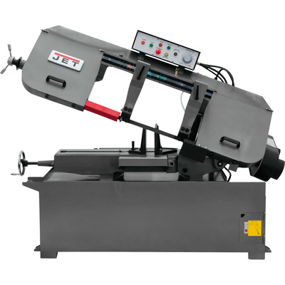 FREE SHIPPING — JET Semi-Automatic Horizontal Metal Cutting Bandsaw — 13in. x 21in., 3 HP, 230/460V, 3-Phase, Model# HBS-1321W