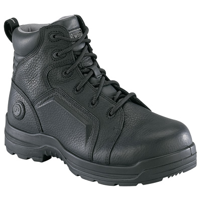 Rockport 6in. Waterproof More Energy Composite Toe Boots — Black, Model# RK6635