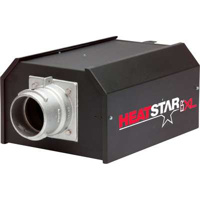 HeatStar Low-Intensity Radiant Tube Heater — 150,000 BTU, Model# ERXL150N