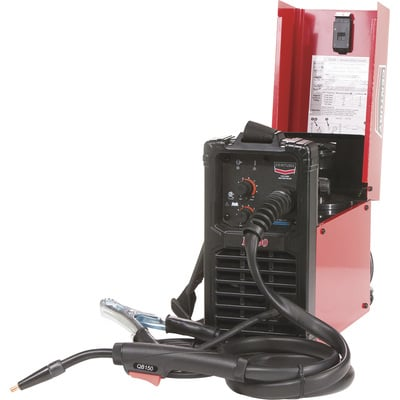 Lincoln Electric Century FC 90 Flux-Cored Wire-Feed Welder — 120 Volts, 90 Amp DC Output, Model# K3493-1