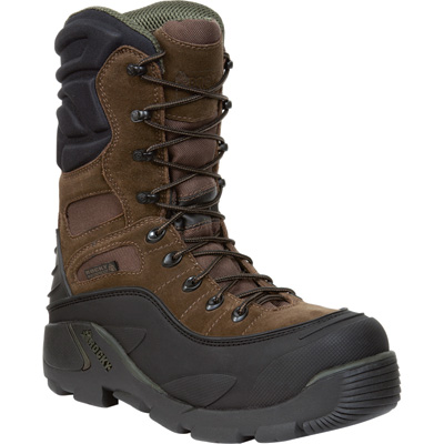 FREE SHIPPING — Rocky Blizzard Stalker 9in. Work Boot
