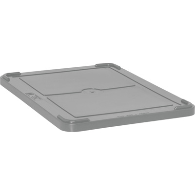 Quantum Covers for Dividable Grid Container — Gray, Pack of 3, Fits Item# 275604, Model# COV93000GY