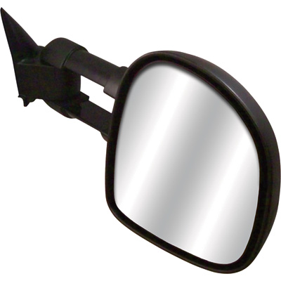 CIPA OEM Designed Electric Extendable Mirror – 1998–2006 Ford F250, F350, F450 and F550, Model# 72100