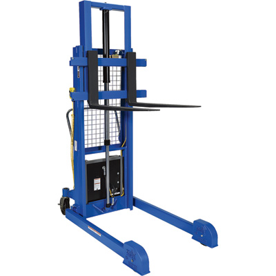 """Vestil Pallet Master Pallet Server - 12V DC Power, 1200-Lb. Capacity, Model# LL-PMPS-50-DC"""