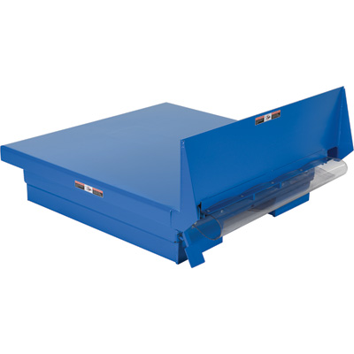 Vestil Unitilt Lift & Tilt Table — Single Scissor, 4,000-Lb.,  48in.L x 48in.W, Model# UNI-P-4848-4