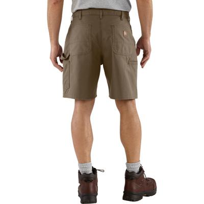 Carhartt Men's Work Short - Light Brown, 30in. Waist, Model# B144