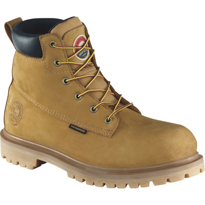 FREE SHIPPING — Irish Setter Hopkins Men's 6in. Aluminum Toe EH Work Boots with 400g Thinsulate Ultra - Wheat, Size 11
