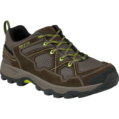 Irish Setter Afton Men's Steel Toe EH Oxfords — Quest/Green, Size 11