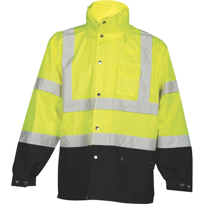 High Visibility Safety Rain Jackets