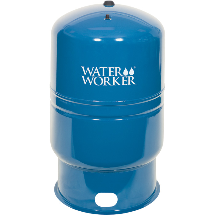 water worker vertical precharged water system tank u2014 32gallon capacity equivalent to an 82gallon capacity tankmodel ht32b water system tanks