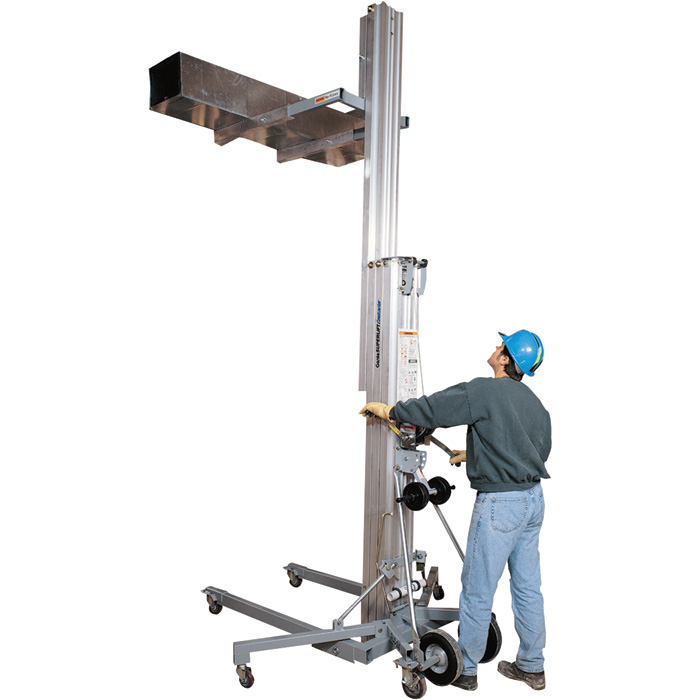 Genie Superlift Contractor Manual Lift 18ft Lift 650