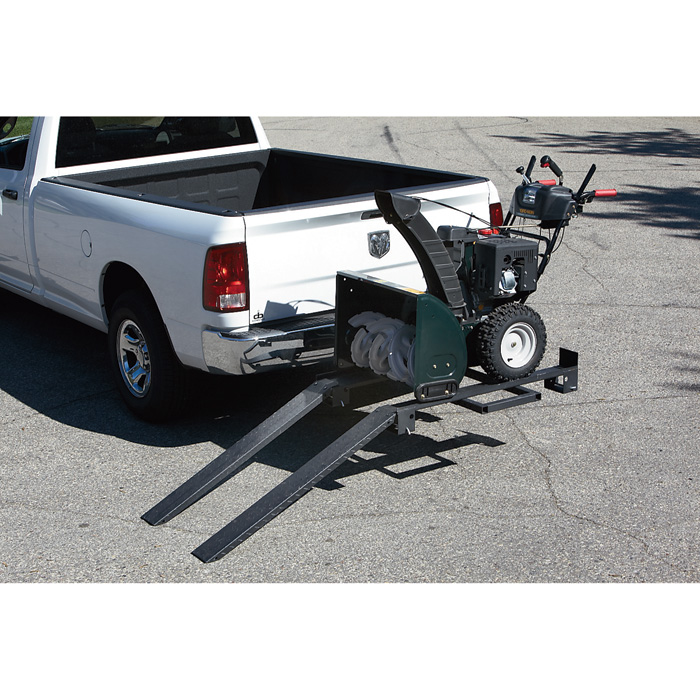 ultratow adjustable cargo carrier with ramps receiver hitch cargo carriers northern tool equipment